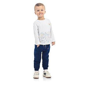 Camiseta Pequeno Rugido