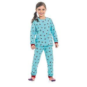 Pijama Cereja Sonhadora