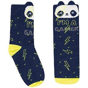 Meia Panda Gamers