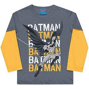 Camiseta Liga da Justiça