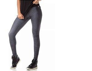 Legging fusô Jeans Sublimado