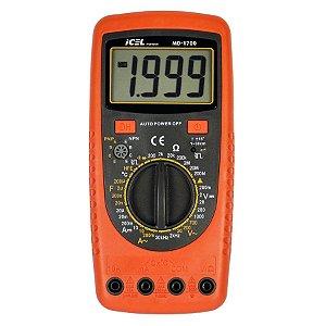 MD-1700 - MULTÍMETRO DIGITAL - ICEL