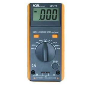CD-310 ICEL -Capacímetro Medidor Capacitância Até 20.000uf