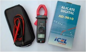 AD-9010 ICEL Alicate Amperímetro