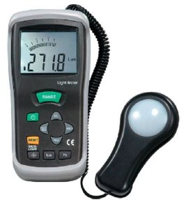 SKLD-400A - SKILL-TEC - Luxímetro Digital 400.000 Lux