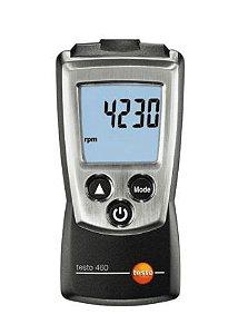 TESTO-460 - Tacômetro Instrumento de Medição para RPM 100 a 29999 U/min