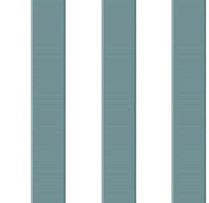 Papel de Parede Infantil de Listra Azul