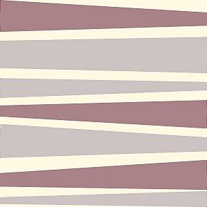 Papel de Parede Geométrico Lilás / Uva