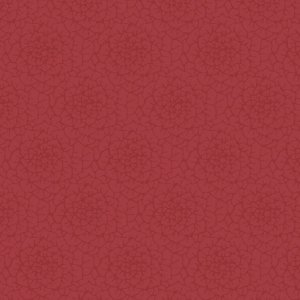 Papel de Parede Floral Vermelho