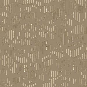 Papel de Parede Geométrico Cinza