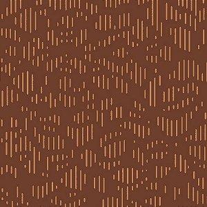 Papel de Parede Geométrico Tijolo