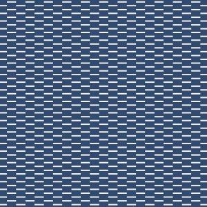 Papel de Parede Geométrico Azul / Prata