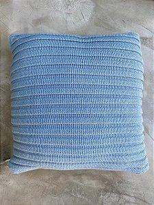 Almofada Gomos 50x50 Asturias - Azul