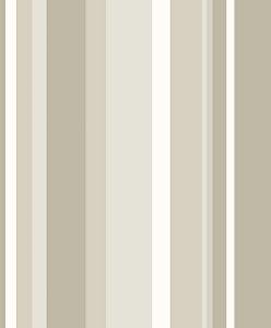 Papel de Parede Listrado Cinza e Branco