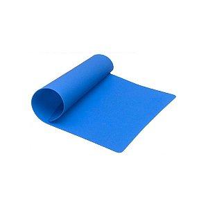 Tapete Flexível para Forno Zenker Silicone Azul  32 x 36 cm