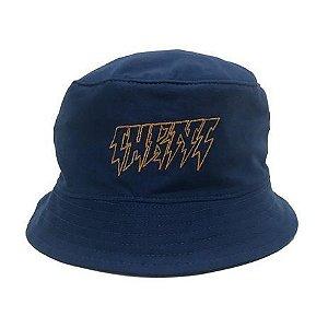 Chapéu bucket hat chronic cor azul marinho