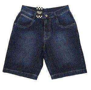 Bermuda jeans basica xxl