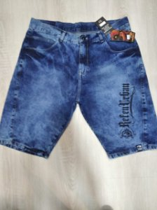 Bermuda jeans refen urban