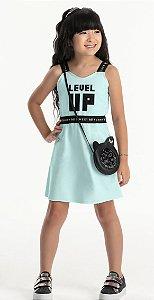 Vestido Hi Angel Verão 2022 Level UP
