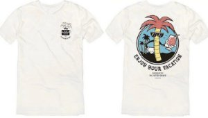 Camiseta T-Shirt Menino Coqueiro Enjoy King & Joe 10 ao 16