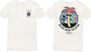 Camiseta T-Shirt Menino Coqueiro Enjoy King & Joe 02 ao 08