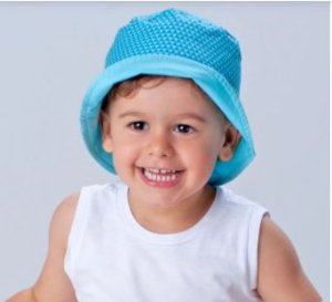 Chapeu Infantil Masculino 02 a 04 Anos Pimpolho