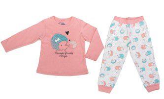 Pijama Feminino Grandes Amigos