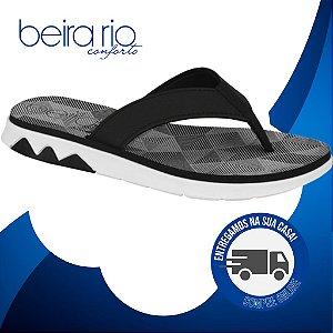 Sandália Beira Rio Napa Floter Rustico Neo Preto