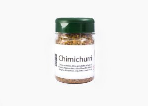 Chimichurri Ginger Temperos