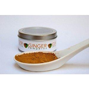 Canela em pó 31g Ginger Temperos