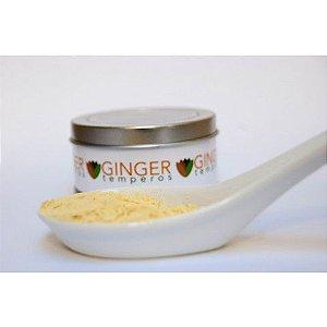 Gengibre em pó 34g Ginger Temperos