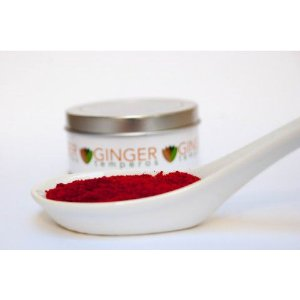 Páprica doce 42g Ginger Temperos