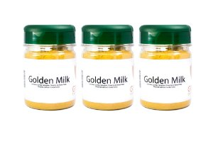 Kit 3 Golden Milk