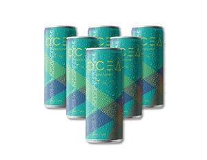 Oceà Blanco de Verano: 269 mL (Pack 6 latas) - R$13,99/unid