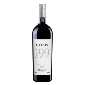 Pizzato Vinho Tinto DNA 99 Single Vineyard Merlot 2018