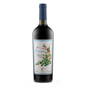 Cárdenas Vinho Tinto Emersão Merlot 2019