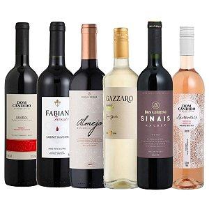 Kit de Vinhos Dia de Semana