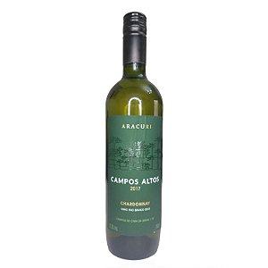 Aracuri Vinho Branco Campos Altos Chardonnay 2017