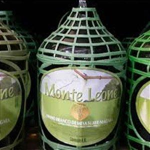 Monte Leone Garrafão Vinho Branco Seco Niágara 4,6L