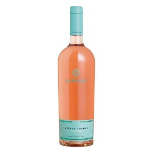 Capoani Vinho Rosé Blend Merlot Gamay Pinot Noir 2020