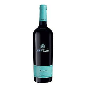 Capoani Vinho Tinto Merlot 2018