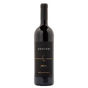 Aracuri Vinho Tinto Merlot 2017