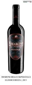 AMARONE DELLA VALPOLICELLA CLASSICO DOCG 2011 16,00% 0,75L