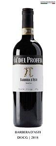 BARBERA D'ASTI DOCG 2018 14,00% 0,75L