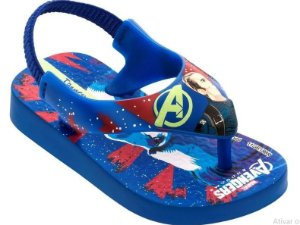 Chinelo Ipanema Avengers