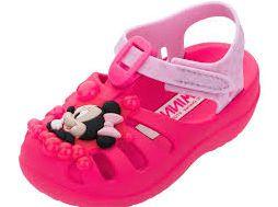 Sandália Disney