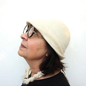 Chapéu Irina - Lúcia Higuchi
