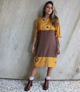 Vestido Sofia - Studio Lica Soares