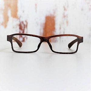 Armação para Óculos Modelo Essencial em Pereira Pixoxó Hayô