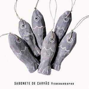 Sabonete Peixe Cacau e Curas